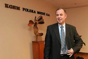 Były prezes KGHM został bez pracy. Wrocławska Kogeneracja wymienia zarząd