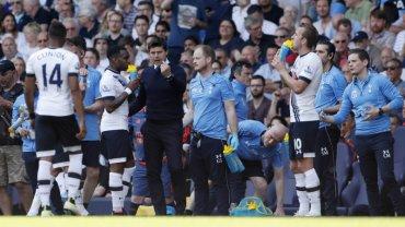 Menedżer Tottenhamu Mauricio Pochettino