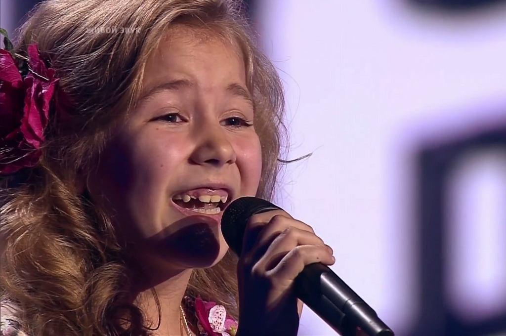 Margarita Stryukova zaśpiewała 'Kolorowe Jarmarki'