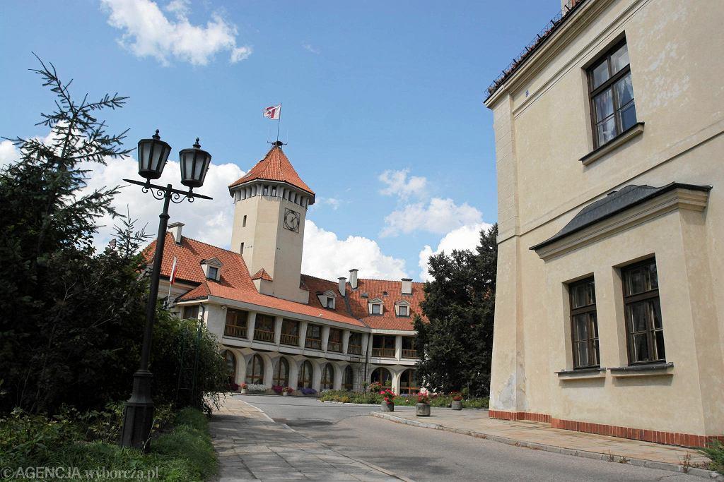 Zamek biskupów w Pułtusku / WOJCIECH SURDZIEL
