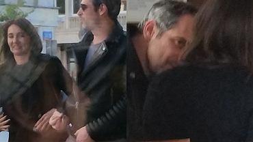 Paparazzo spotkał Dominikę Kulczyk i Pawła Deląga, jak wspólnie wybrali się na obiad. Ich celem nie była jednak żadna ekskluzywna restauracja.