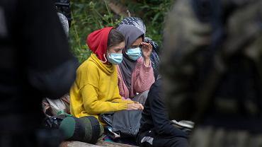 OM zaniepokojona sytuacją uchodźców w Usnarzu.