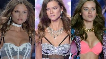 Seksowne Polki na pokazie Victoria's Secret