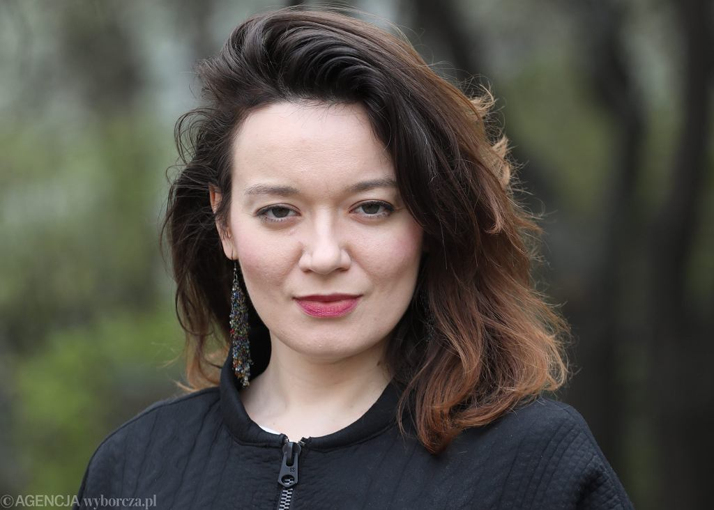 Felietonistka Agata Szczesniak