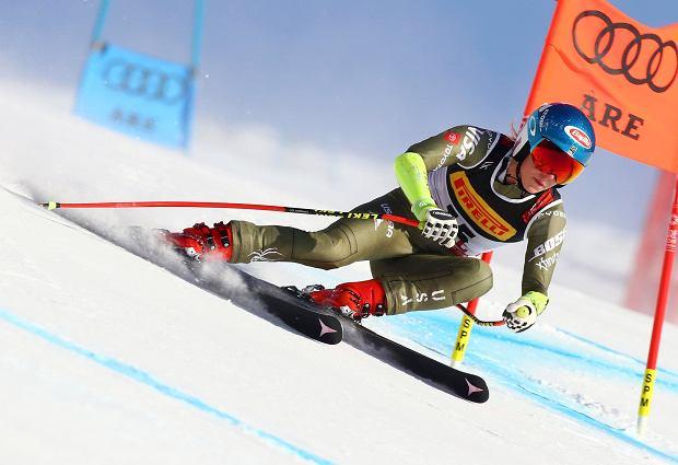 Alpejskie MŚ w Are: Shiffrin nie zdobędzie czterech złotych medali. Amerykanka odpuści kombinację