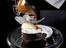 Czekoladowe ciasto z karmelem - ugotuj