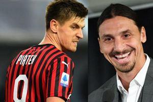 Krzysztof Piątek skomentował plotki o transferze Zlatana Ibrahimovicia do Milanu