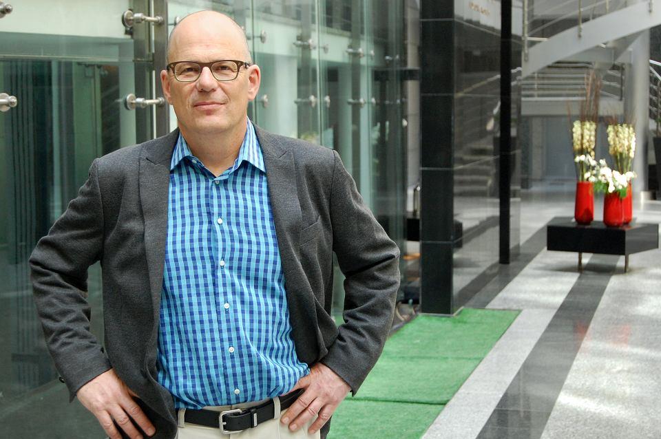 Gabor Gotthard, prezes DataWalk