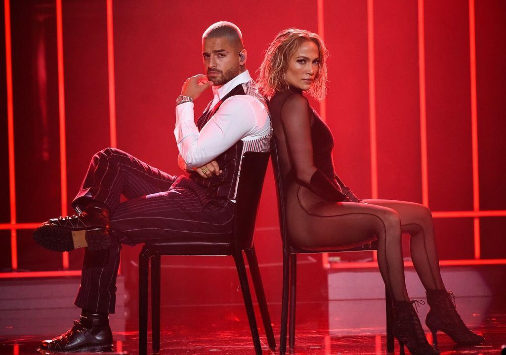 Jennifer Lopez i Maluma