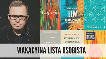 Wakacyjna Lista Osobista Paweł Goźliński