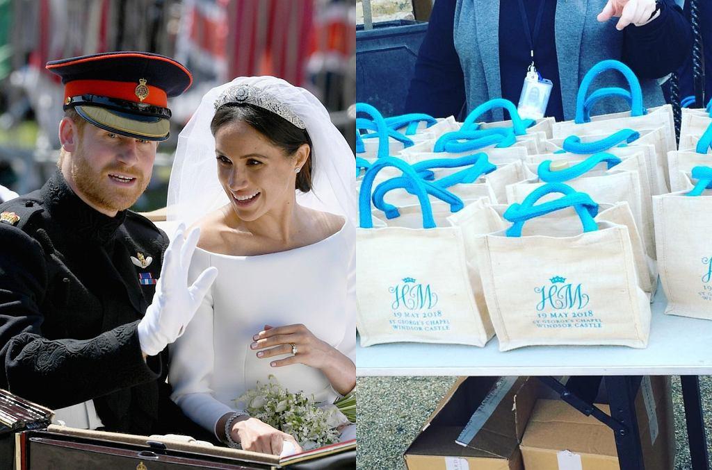 Książę Harry i księżna Meghan (Meghan Markle) / gift pack