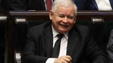 """""""Mocodawca / nadpremier """" - prezes PiS Jarosław Kaczyński"""