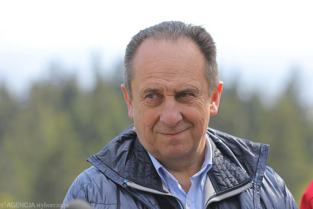 Spółka 'Sabała', której współwłaścicielami są Andrzej Gut-Mostowy i jego żona Bożena, nie opublikowała w terminie sprawozdania finansowego za ubiegły rok