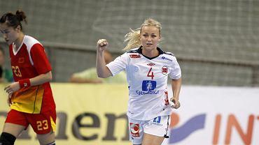 <b>Stine Bredal Oftedal</b>, 23-letnia reprezentanta Norwegii, studentka tamtejszego SGH, a w młodości całkiem niezła oszczepniczka