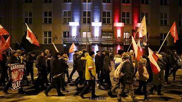Białystok. Marsz Pamięci Żołnierzy Wyklętych