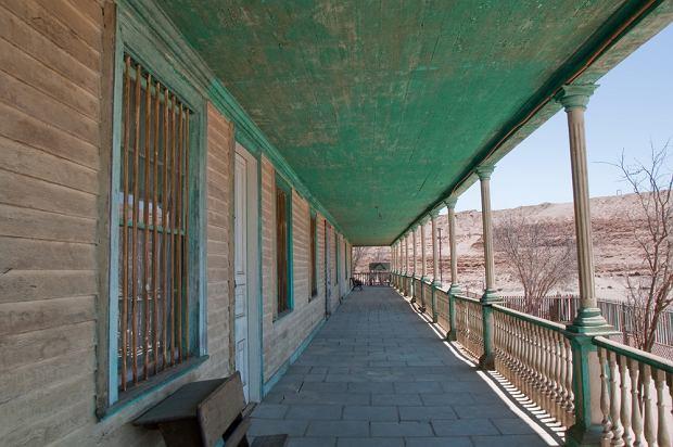 Chile - Humberstone / shutterstock