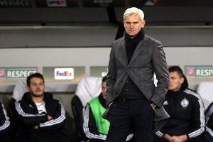 Legia - Ruch. Jacek Magiera: Mecz z Ajaksem mógł wpłynąć na naszą postawę, ale to szukanie tanich usprawiedliwień. Nie chcę w to brnąć