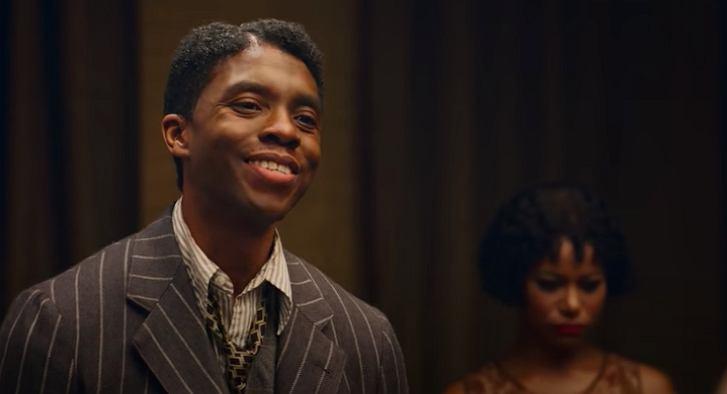 Chadwick Boseman w filmie 'Ma Rainey: Matka bluesa'
