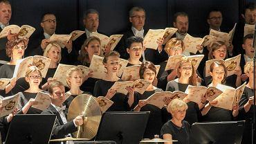 Kantata 'Carmina Burana' w Operze i Filharmonii Podlaskiej.