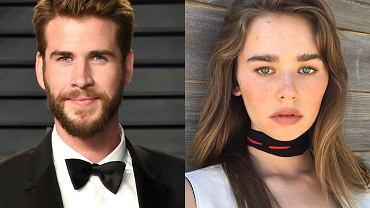 Liam Hemsworth i Gabriella Brooks