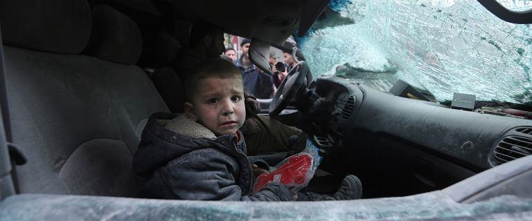 """Syryjska prowincja """"zmieniona w coś na kształt obozu koncentracyjnego"""""""