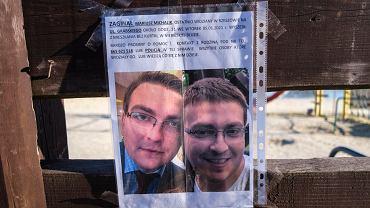 Trwają poszukiwania Mariusza Michalika. Policja prosi o kontakt osoby, które mogły go widzieć w dniu zaginięcia. Plakaty z zaginionym Mariuszem Michalikiem wiszą w całym Rzeszowie