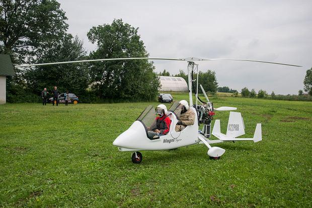 Zdjęcie numer 2 w galerii - Wiatrakowce mogłyby służyć jako powietrzne taksówki i latać z gminy do gminy [ZDJĘCIA]