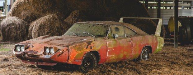 Dodge Charger Daytona z 1969 roku