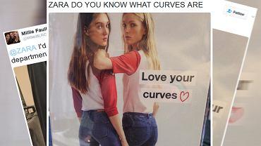 Kontrowersje według reklamy Zary