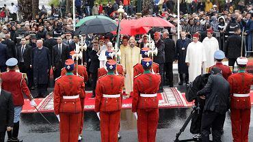 Wizyta papieża Franciszka w Maroku