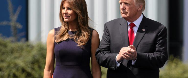 Melania Trump opuszcza Biały Dom. Z najgorszą oceną popularności