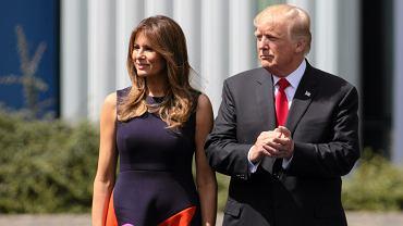 Melania Trump opuszcza Biały Dom. Z najgorszą oceną popularności wśród pierwszych dam (zdjęcie ilustracyjne)