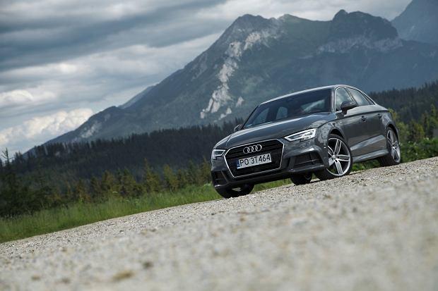 Audi A3 2.0 TDI Limousine   Pierwsza jazda   Techniczna aktualizacja