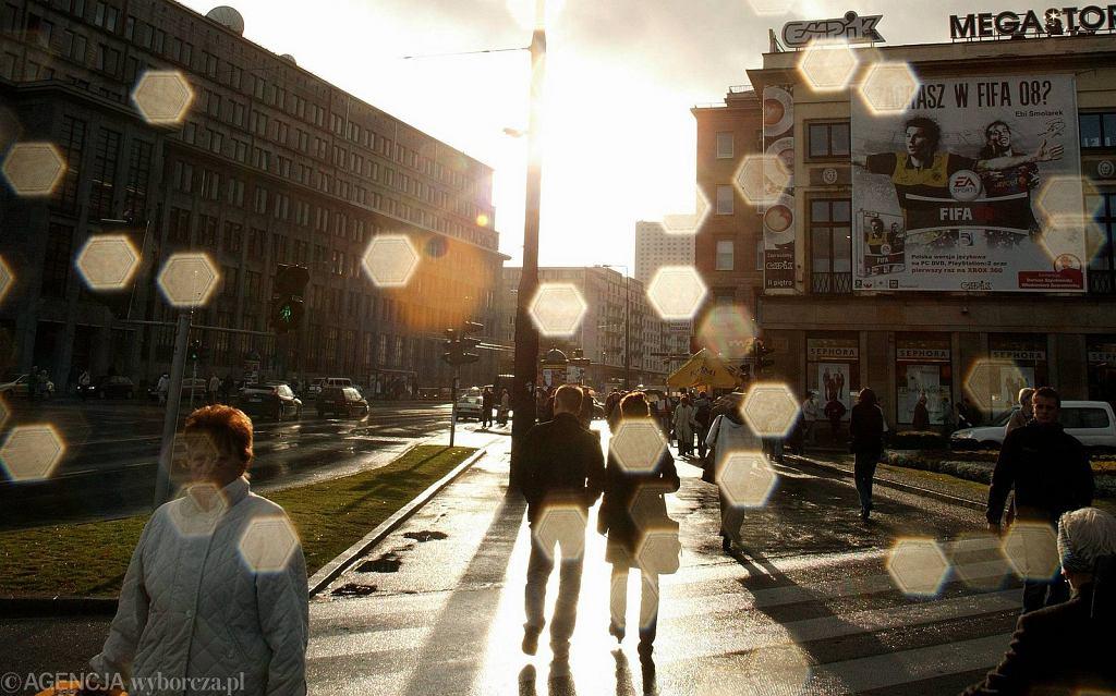 Pogoda w Warszawie na święta