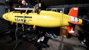 Taki dron może pomóc w poszukiwaniu zaginionego boeinga