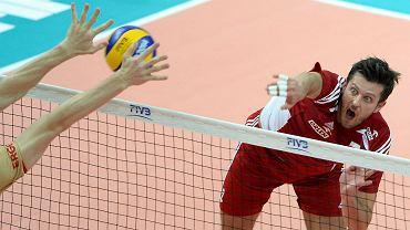 Mecz siatkówki Niemcy-Polska w ramach Mistrzostw Świata Mężczyzn w Siatkówce 2014