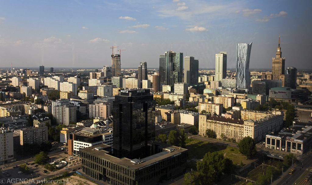 Warszawa pogoda