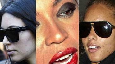 Kim Kardashian, Beyonce, Alicia Keys