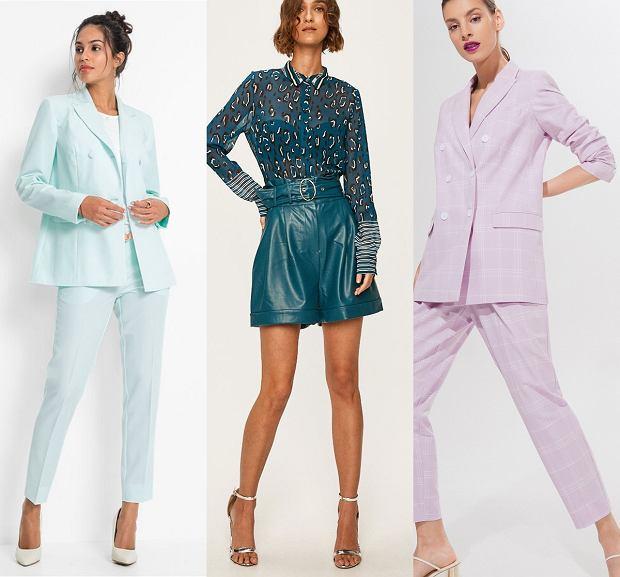 Modne spodnie damskie 2020
