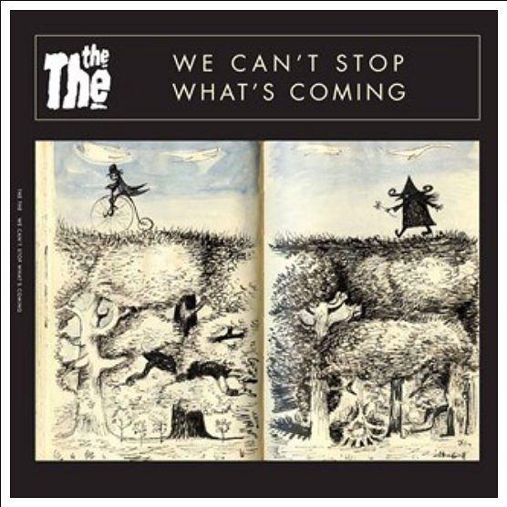 Okładka singla The The