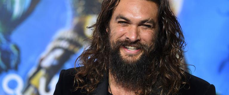 Żegnaj, Khalu Drogo! Jason Momoa zgolił brodę. Po co? Dla środowiska
