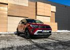 Opinie Moto.pl: Opel Crossland 1.2 Turbo 130 KM - tyci, ale dzielny