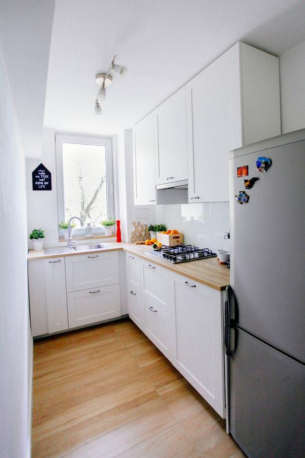 Metamorfoza Małej Kuchni W Bloku Co Za Zmiana