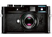 Czarno-biały aparat cyfrowy Leica, aparaty cyfrowe, Leica M Monochrom to czarno-biała wersja znakomitego pełnoklatkowego modelu M9