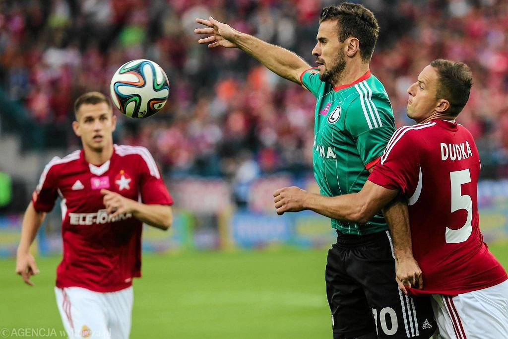 Legia wygrała z Wisłą 3:0, choć pierwszy gol padł ze spalonego