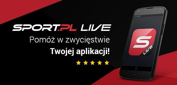 Aplikacja Sport.pl LIVE nominowana do Appaward 2014