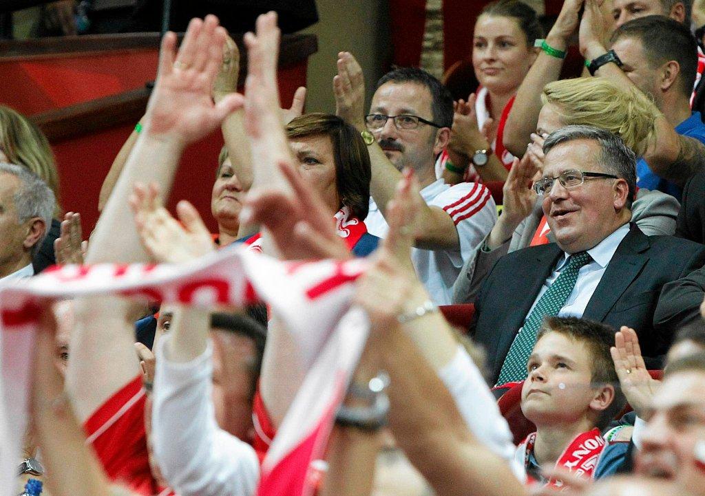 Igrzyska Europejskie. Polska - Rosja. Stream