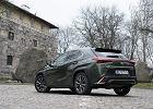 Opinie Moto.pl: Lexus UX 200 F Sport. Kartka z minusami do wyrzucenia