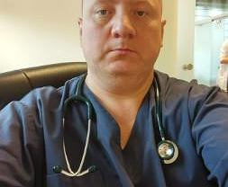 Piotr Kosiorek z Samodzielnego Szpitala Miejskiego im. PCK w Białymstoku, nominowany do Nagrody Kanigowskiego