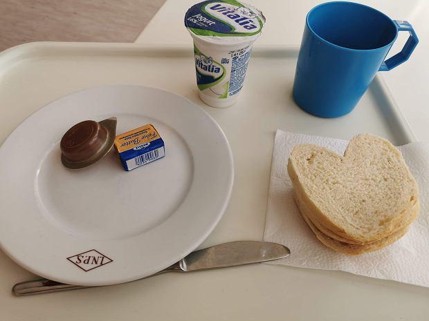 fot. Ewa Jaskółowska Dzombic, posiłek po porodzie w Bośni i Hercegowinie
